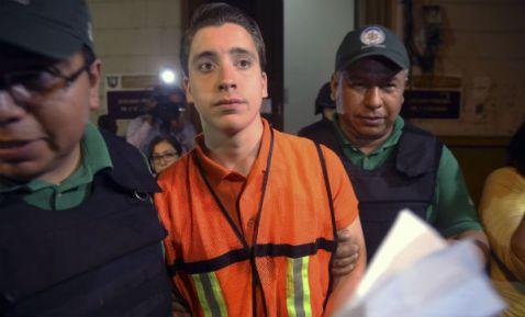 """Trasladan a Diego Cruz, uno de """"los Porkys"""" al penal de Tuxpan"""