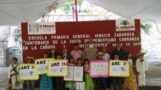 Arranca El Marqués festejos por Centenario