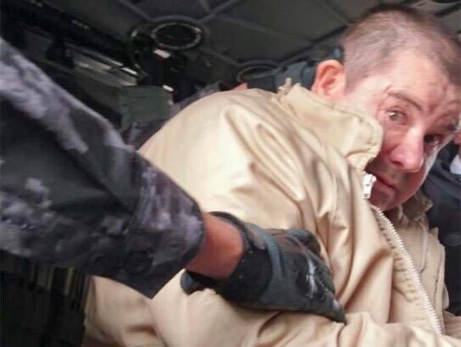 """Fiscales de Nueva York presentan cargos contra el """"Chapo"""" Guzmán"""
