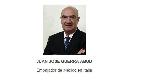 Embajada de México ofrece número de emergencia tras sismos en Italia