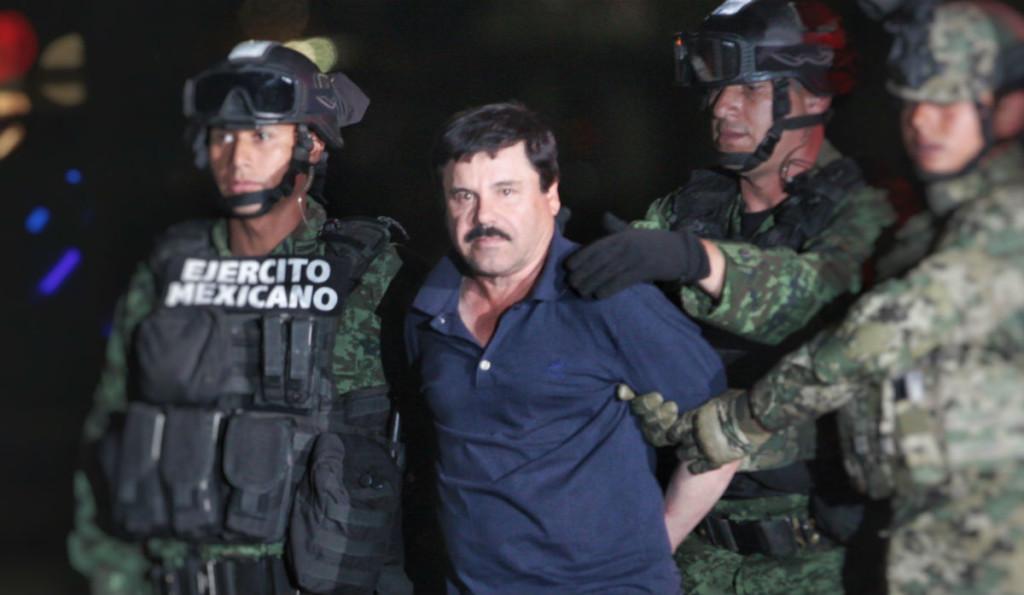 """Extraditan al """"Chapo"""" Guzmán"""
