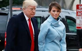 Preparan boicot contra Ralph Lauren por vestir a Melania Trump