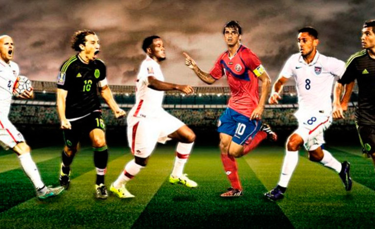 Cuatro mexicanos en el once ideal de CONCACAF en 2016