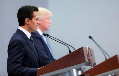 Encuentro entre Peña Nieto y Donald Trump será productivo, dice la Casa Blanca