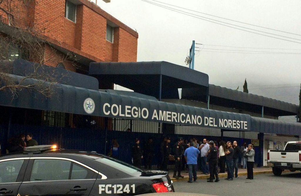 Agresión en Colegio Americano del Noreste en Monterrey deja 5 heridos