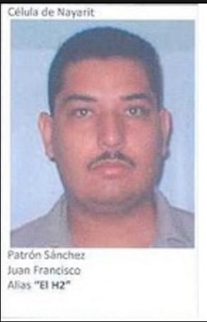 """Abaten a Francisco Patrón Sánchez """"El H2"""""""