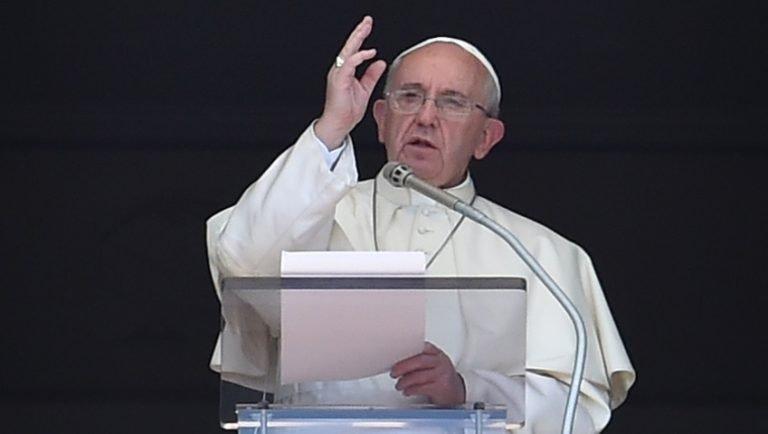 """""""Existe corrupción en el Vaticano"""": papa Francisco"""