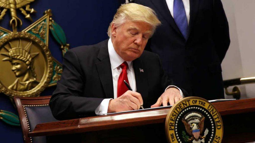 Veto migratorio de Trump podría quedar en manos de Corte Suprema
