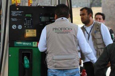 Clausuran siete gasolineras por irregularidades en varios estados