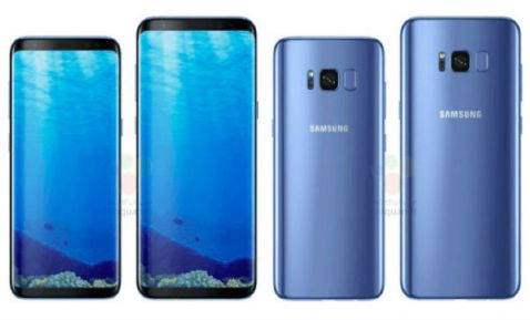 Samsung presume su nuevo dispositivo: Galaxy S8 y S8+