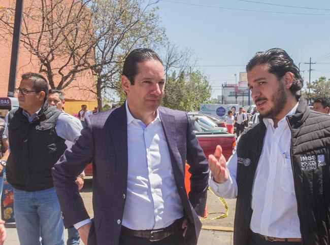 No podrán castigar corrupción: Domínguez
