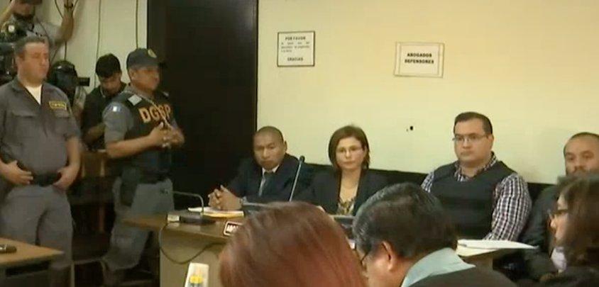 Duarte rechaza extradición
