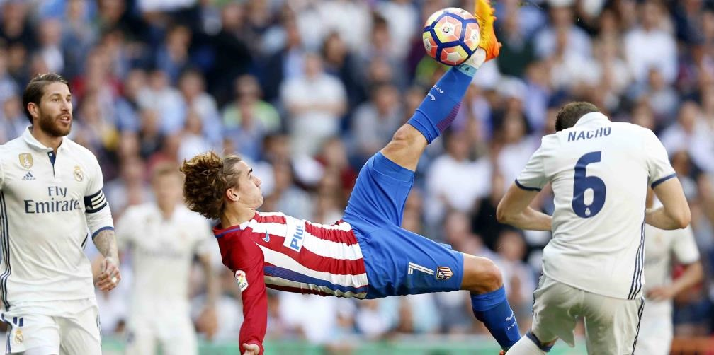 Real Madrid deja ir el triunfo y Atlético empata 1-1