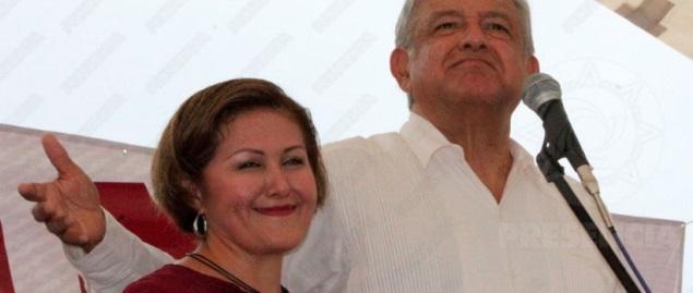 Declinará Eva Cadena candidatura tras publicación de video