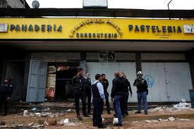 Mueren 12 personas en saqueos al oeste de Caracas