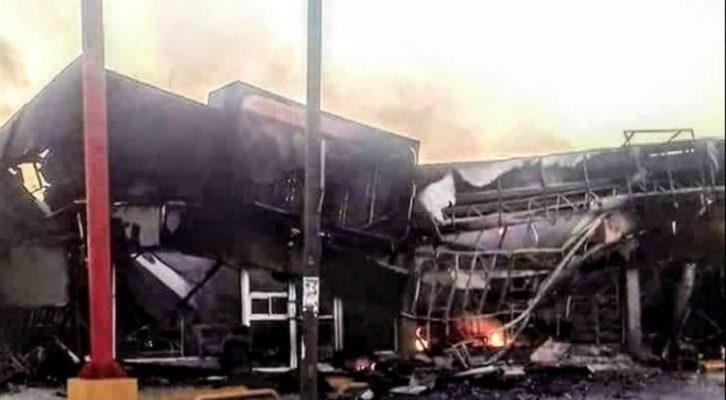 Alerta en Reynosa tras balaceras y bloqueos