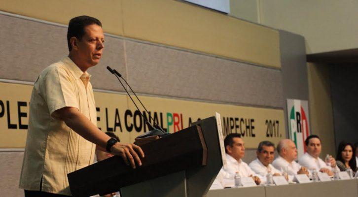 REALIZA PRI PLENARIA DE DIPUTADOS LOCALES
