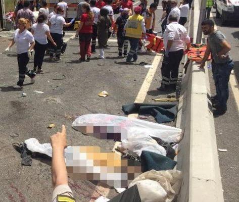 Ataque contra autobús deja al menos 26 muertos en Egipto