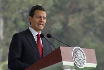 Todo el peso de la ley contra agresores de militares en Puebla: Peña Nieto