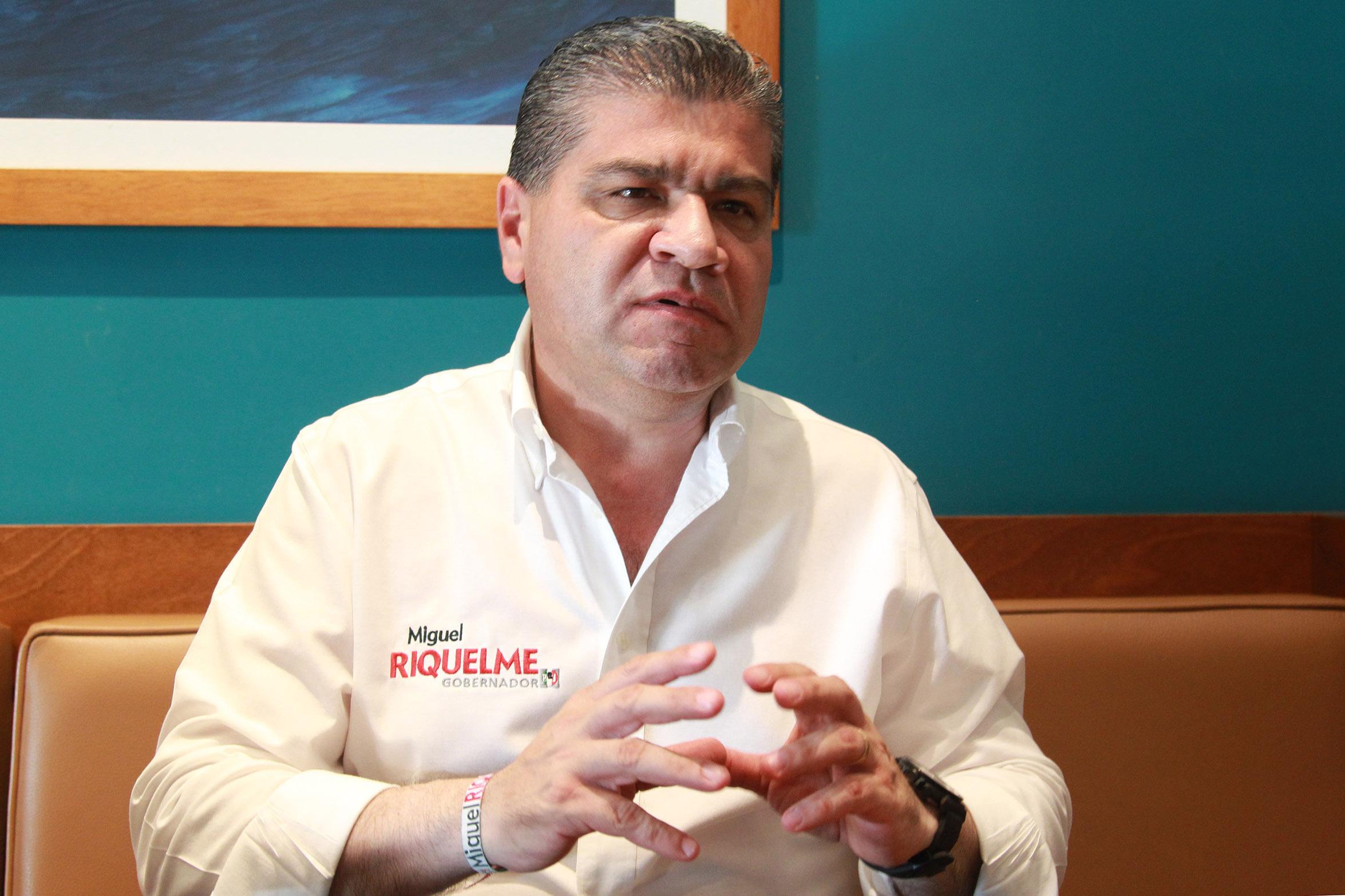 Cómputo da triunfo a Miguel Riquelme en Coahuila