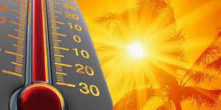 Onda de calor continuará afectando gran parte del país