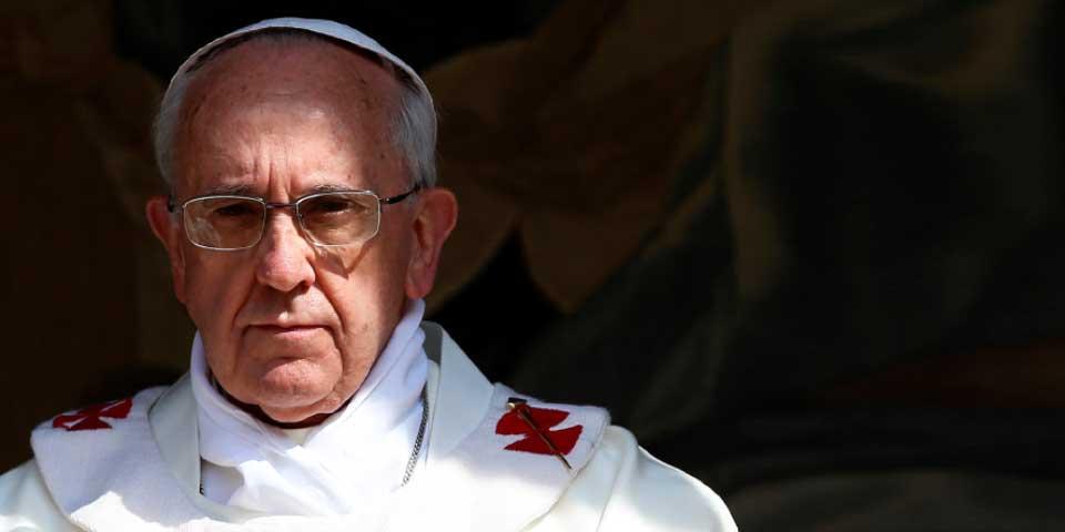 El papa Francisco denuncia el aumento de la desigualdad en el mundo