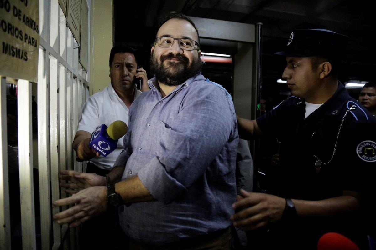 Guatemala ordena entrega de Duarte a México