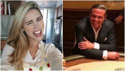 Periodista venezolana confirma romance con Luis Miguel
