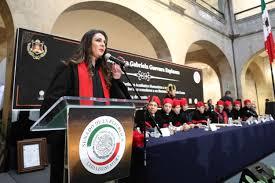 Recibe la senadora Ana Gabriela Guevara Honoris Causa por su contribución deportiva y legislativa