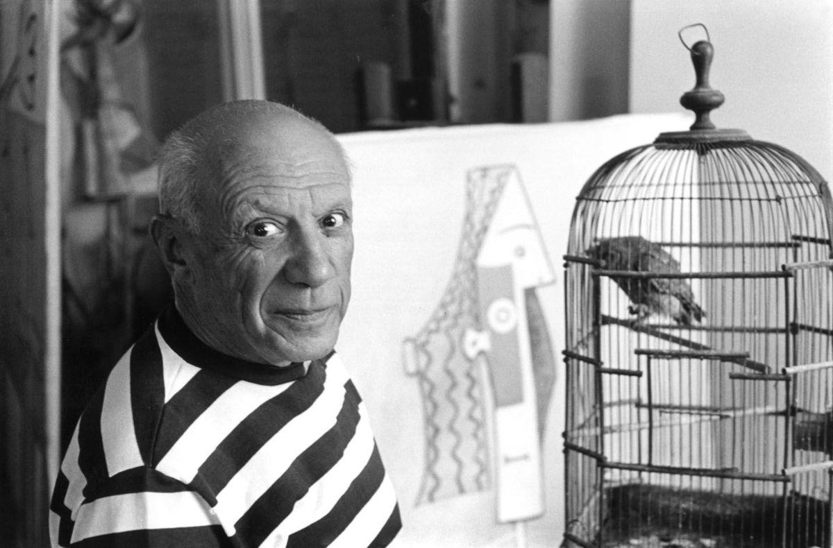 Subastan mansión donde Picasso pasó sus últimos años de vida en Francia