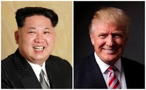 """Trump amaga con """"soluciones militares"""" para el régimen de Kim Jong-un"""