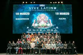 Anuncian fechas del Vive Latino 2018