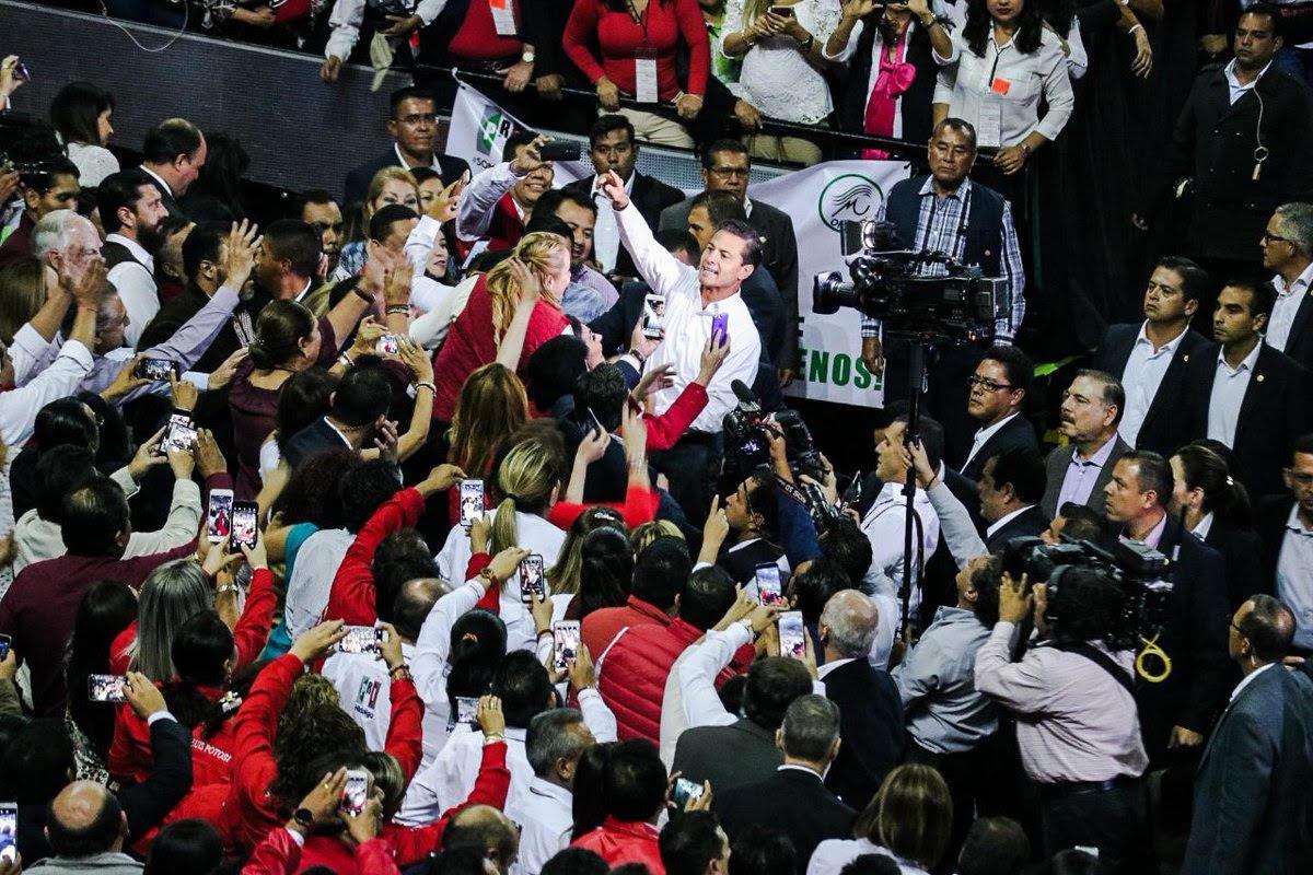 Vamos a una batalla decisiva para México: Peña Nieto
