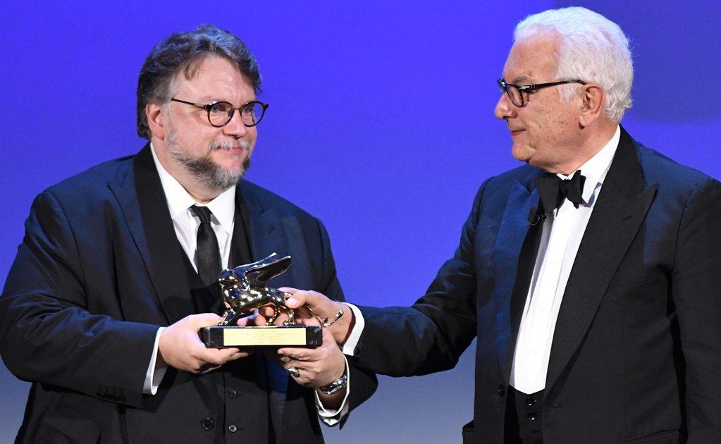Guillermo del Toro gana el León de Oro