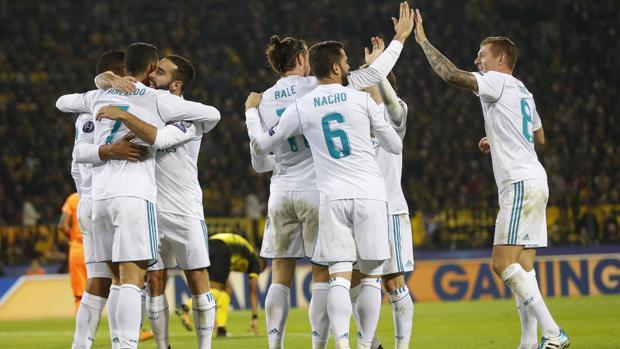 En Europa vuelven Cristiano y el mejor Madrid