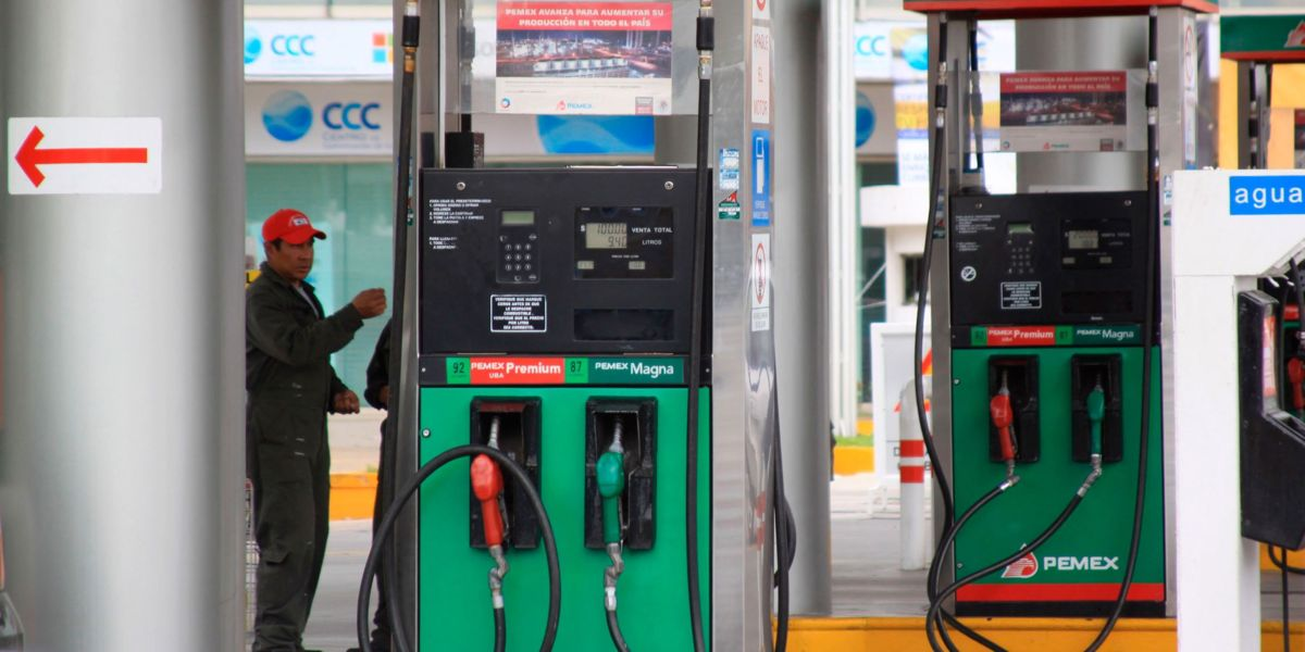 Precio de gasolina Premium aumenta un centavo este martes