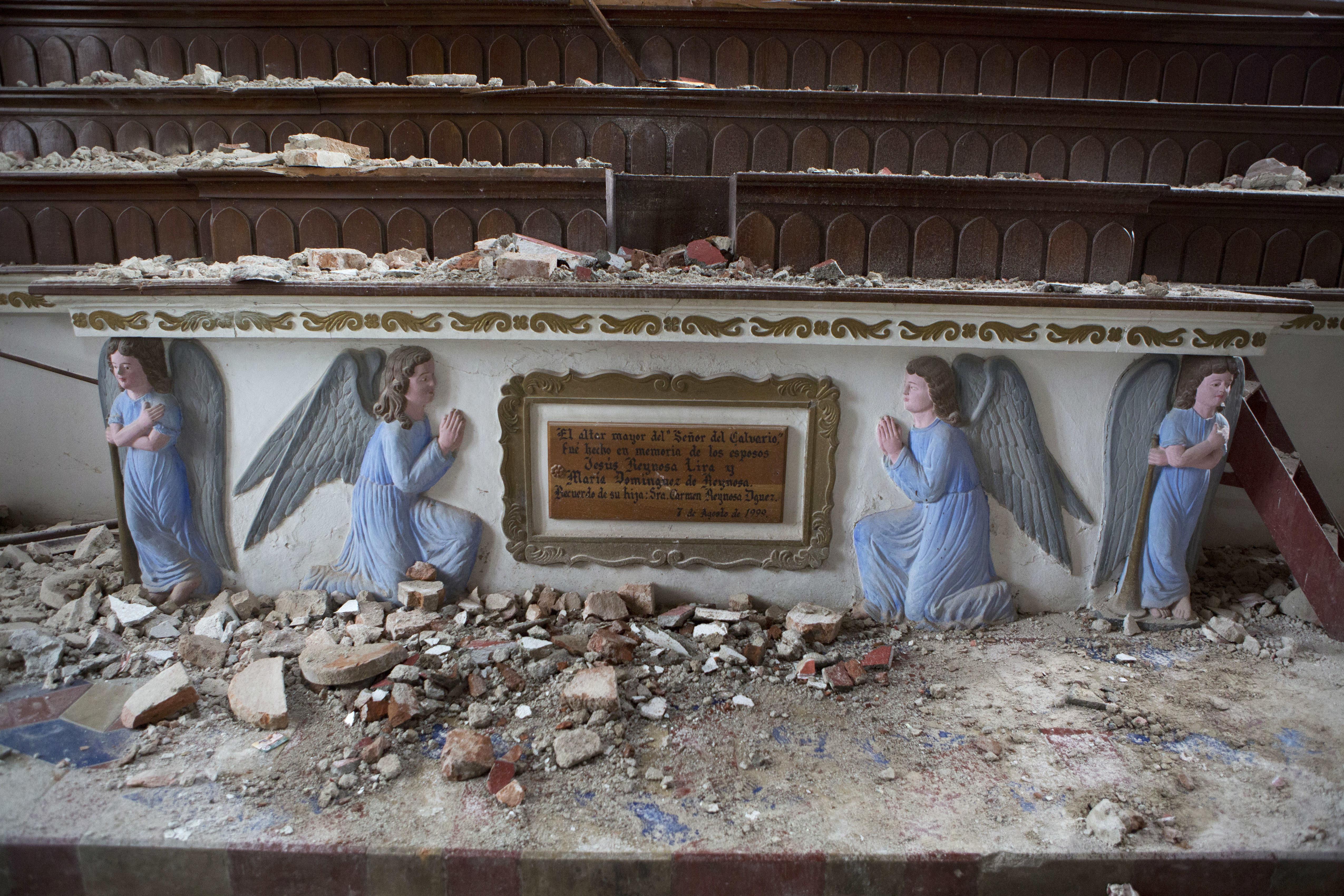 Concluirá en 2020 restauración de inmuebles históricos dañados por sismos