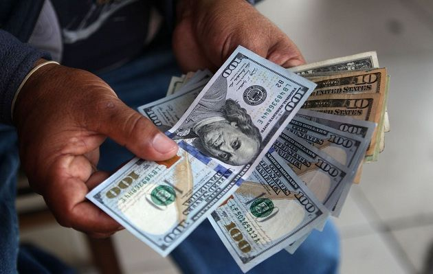 Dólar cotiza a la venta en 19.17 pesos en el AICM