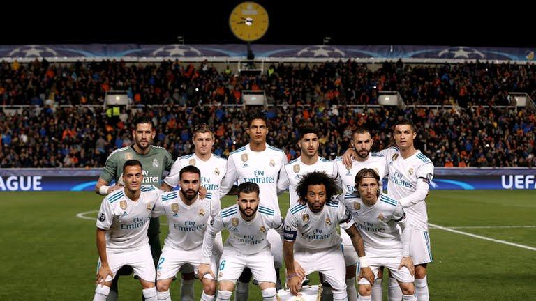 Goleada del Real Madrid al APOEL los clasifica a octavos de la Champions