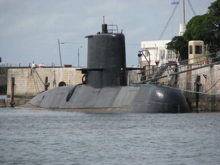 El último mensaje del submarino desaparecido en Argentina