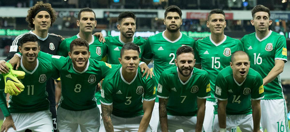 México termina el año en el sitio 16 del ranking de FIFA