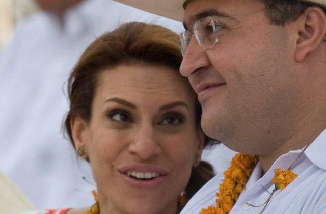 Karime Macías pide que se le devuelvan bienes