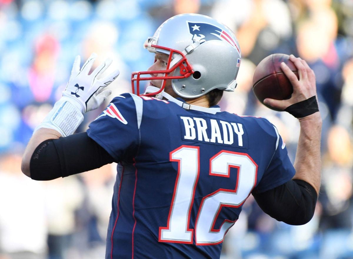 Brady figura del Super Bowl LII