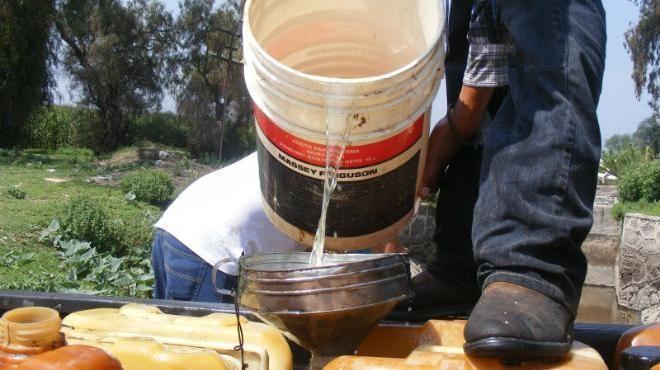 Combustible robado reduce 50% vida útil del motor: Pemex