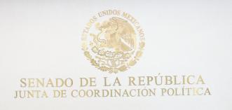 El Pleno aprobó los acuerdos de la Jucopo para modificar la integración de las comisiones del Senado de la LXIII Legislatura