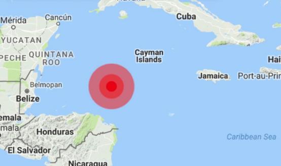 Sismo de magnitud 7.6 sacude Honduras; emiten alerta de tsunami (VIDEO)