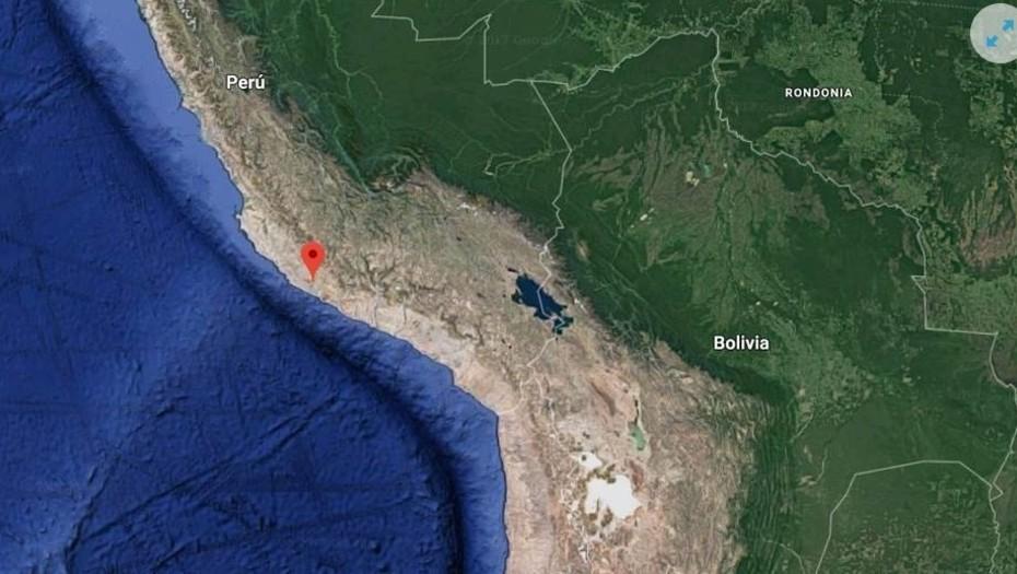 Un sismo de 7,3 grados sacude a Perú a cuatro días de la visita del Papa Francisco