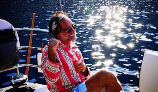 Critican a Alejandro Fernández por 'desmejorado' aspecto físico