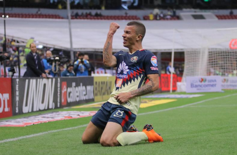 América golea 4-1 a Morelia y es momentáneamente el superlíder
