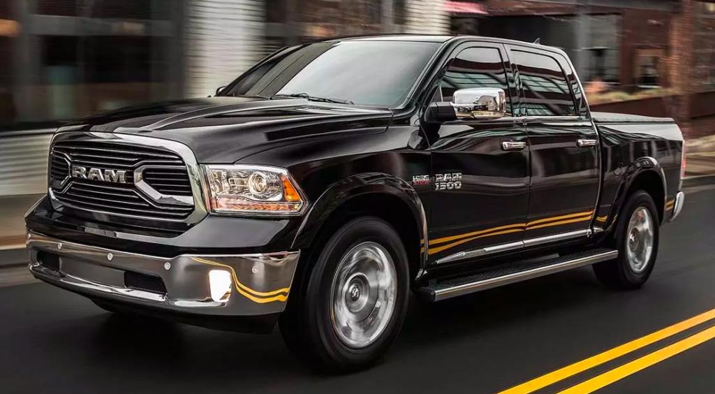 Chrysler llama a revisión a más de 228 mil camionetas Ram